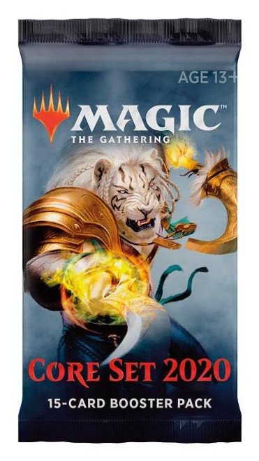 Magic the Gathering TCG Booster Core Set 2020