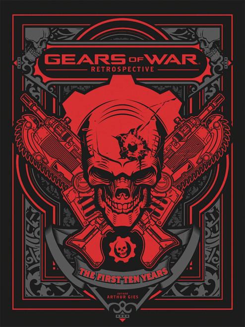 Gears of War: Retrospective Artbook (HC)