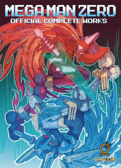 Mega Man Zero: Official Complete Works Artbook (HC)