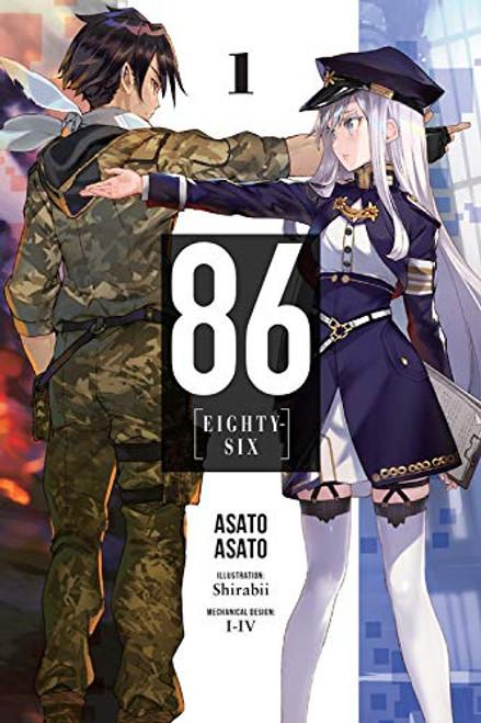 86--EIGHTY-SIX Novel 01