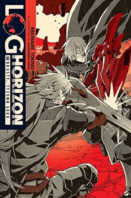 Log Horizon Novel 11