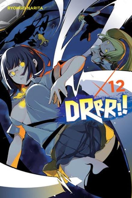 Durarara!! Novel 12