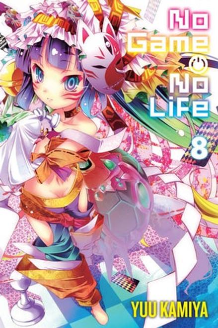 No Game No Life Novel 08