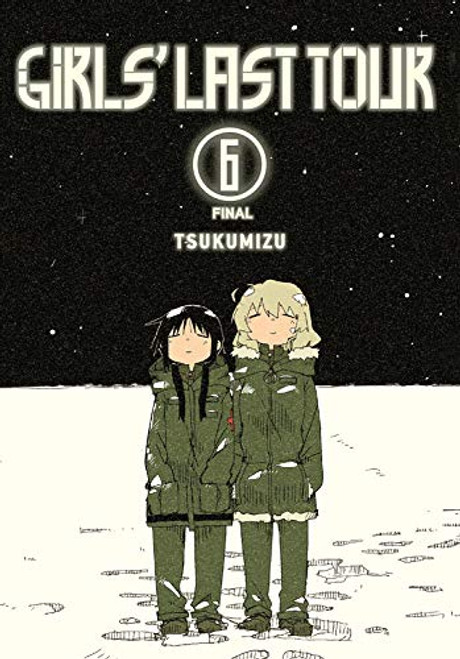 Girls' Last Tour Graphic Novel 06