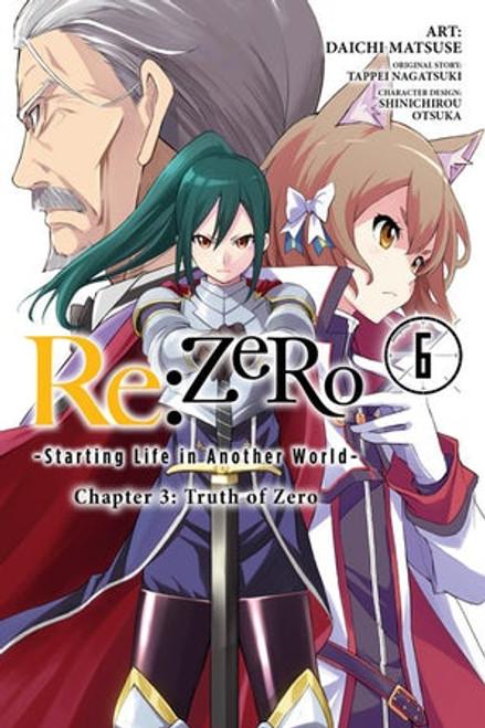 Re:Zero -Starting Life in Another World 3 - Manga 06