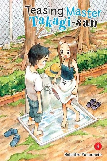 Teasing Master Takagi-san Graphic Novel 04