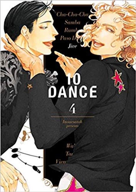 10 Dance Graphic Novel 04