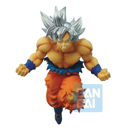 Dragon Ball Super Z-Battle Figure - Goku (Ultra Instinct)