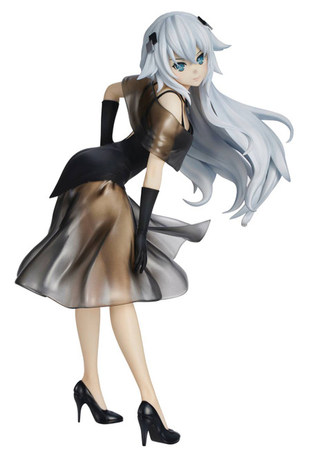 Hyperdimension Neptunia Figure - Black Heart Dress Ver