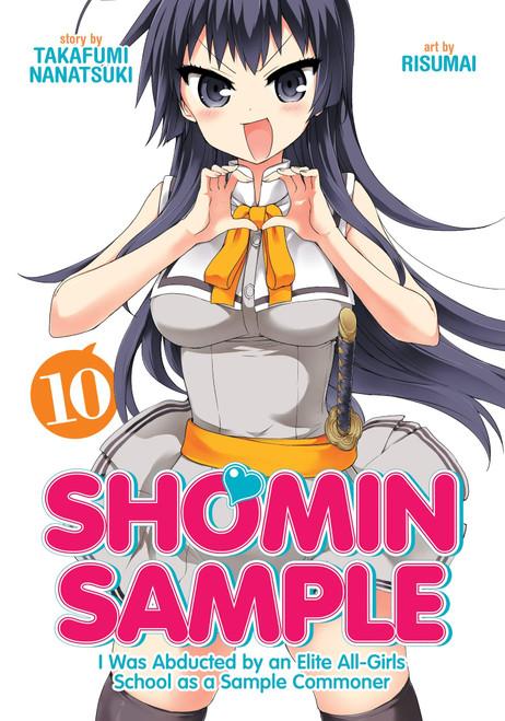Shomin Sample Graphic Novel 10