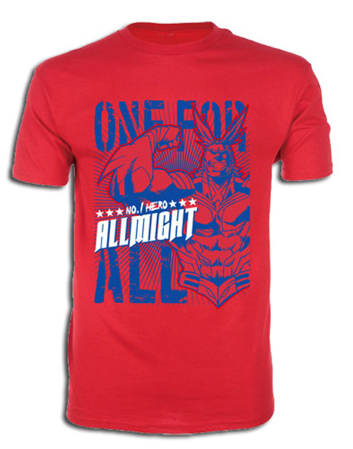 My Hero Academia T-Shirt - All Might