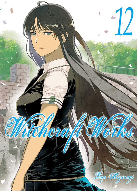 Witchcraft Works Graphic Novel Vol. 12