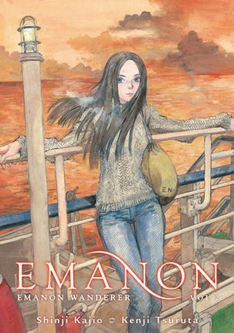 Emanon Graphic Novel 02: Emanon Wanderer