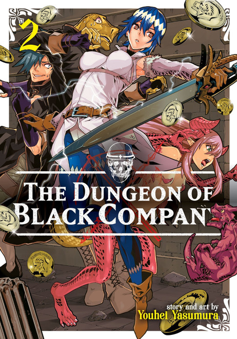 The Dungeon Of Black Company Graphic Novel Vol.02