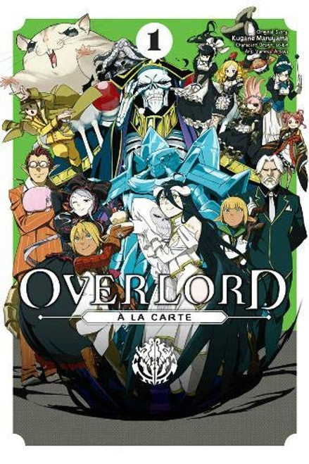 Overlord a la Carte Graphic Novel 01