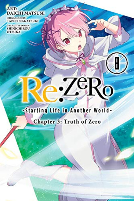 Re:ZERO -Starting Life in Another World 3 - Manga 08