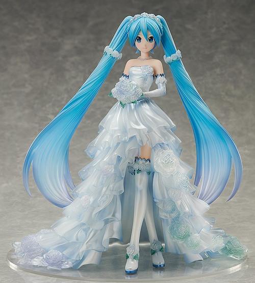 Vocaloid Figure - Hatsune Miku Wedding Dress ver.