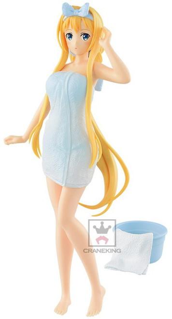 Sword Art Online: Code Register EXQ Figure - Alice Towel