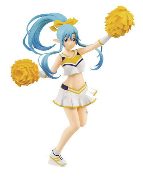Sword Art Online: Memory Defrag EXQ Figure - Asuna Cheer Ver