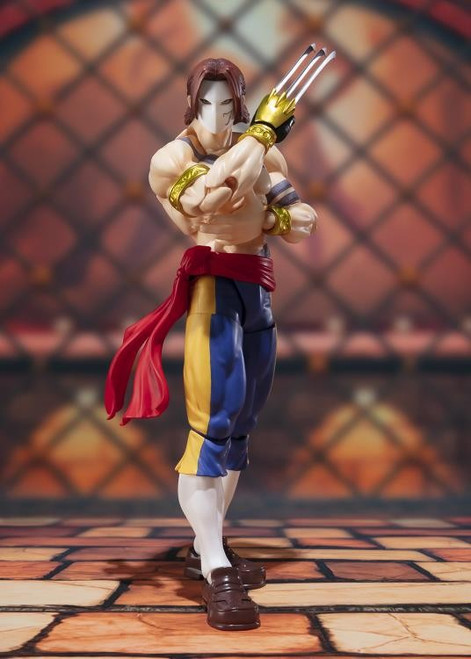 Street Fighter V S.H.Figuarts - Vega