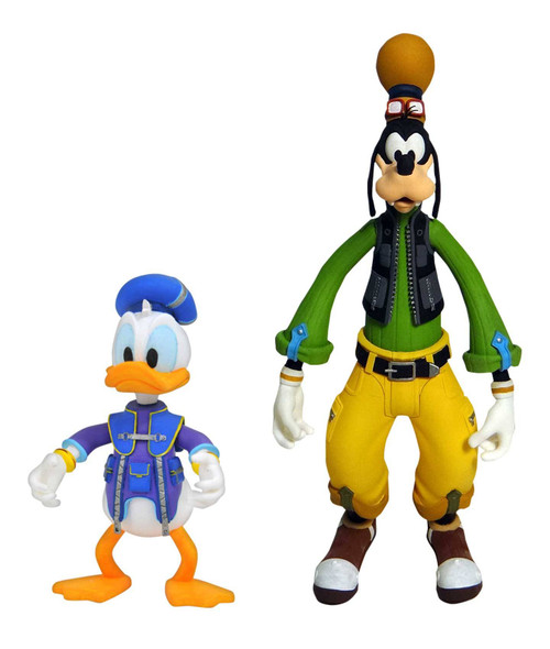 Kingdom Hearts III Select AF - Donald & Goofy