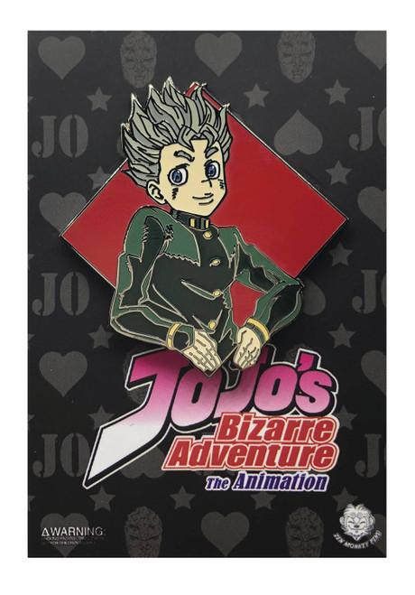 JoJo's Bizarre Adventure Enamel Pin - Diamond Koichi