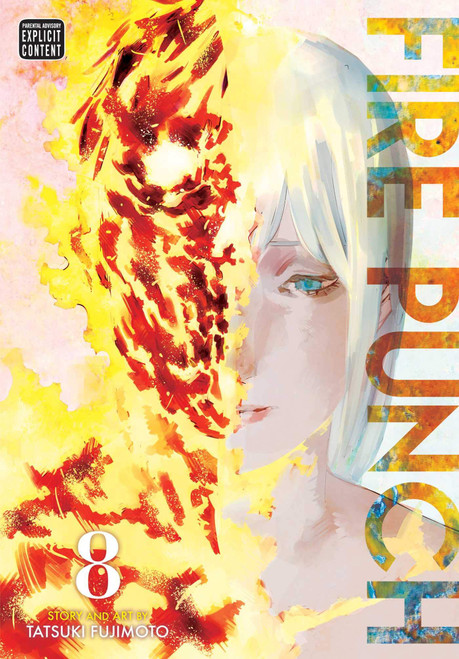 Fire Punch Graphic Novel 08
