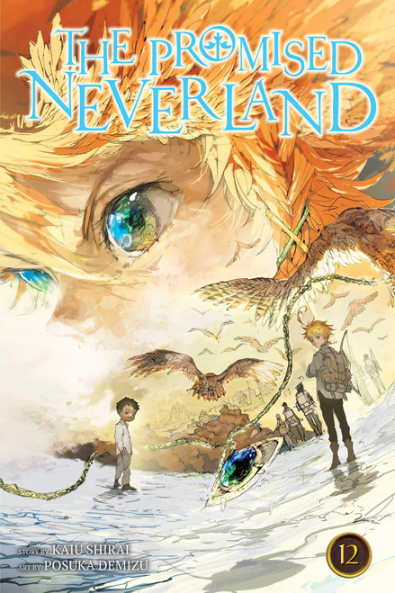 The Promised Neverland Graphic Novel 12