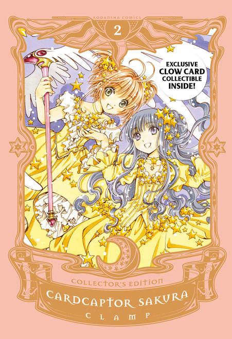 Cardcaptor Sakura Colector's Edition 02 (Hardcover)