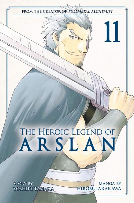 Heroic Legend of Arslan Graphic Novel 11