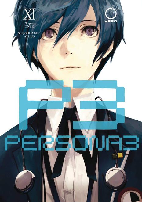Persona 3 Graphic Novel 11