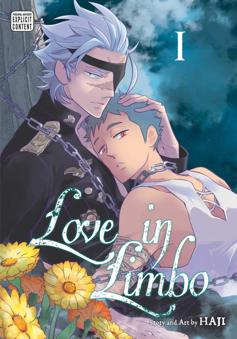 Love in Limbo Graphic Novel 01