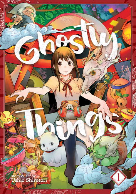 Ghostly Things Manga 01