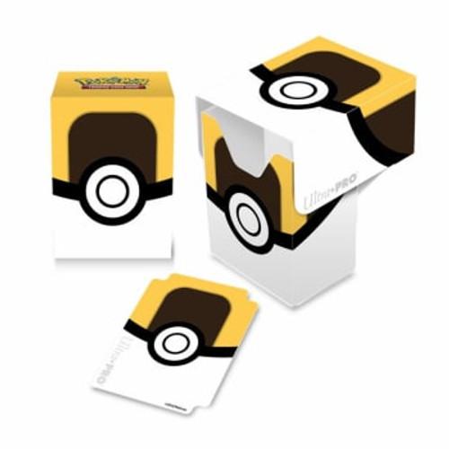 Pokemon Ultra Pro Deck Boxes - Ultra Ball