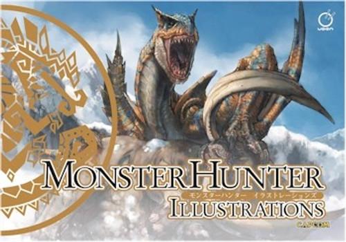 Monster Hunter Illustrations Artbook (Hardcover)