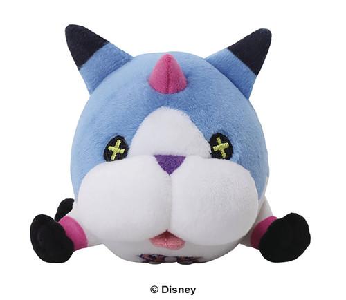 Kingdom Hearts Plush - Meow Wow Laying Down