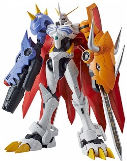 Digimon Figure-rise Model Kit: Omegamon Amplified Ver