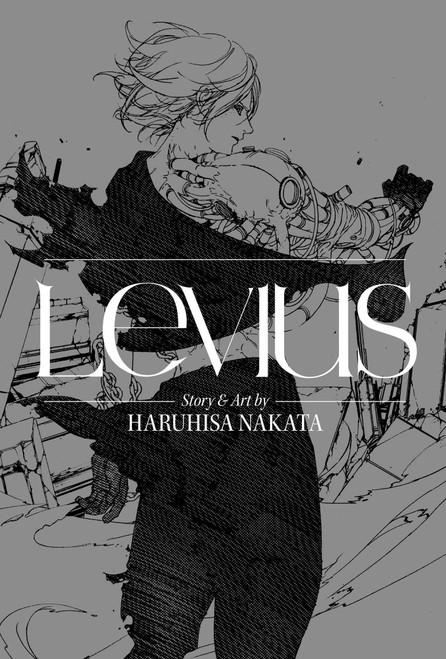 Levius Graphic Novel (Hardcover)