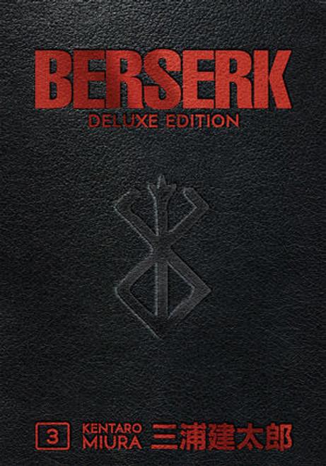 Berserk Deluxe Volume 03 (HC)