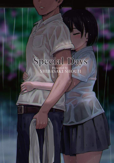 Special Day Graphic Novel