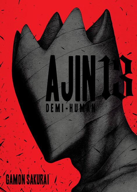Ajin: Demi-Human Graphic Novel 13