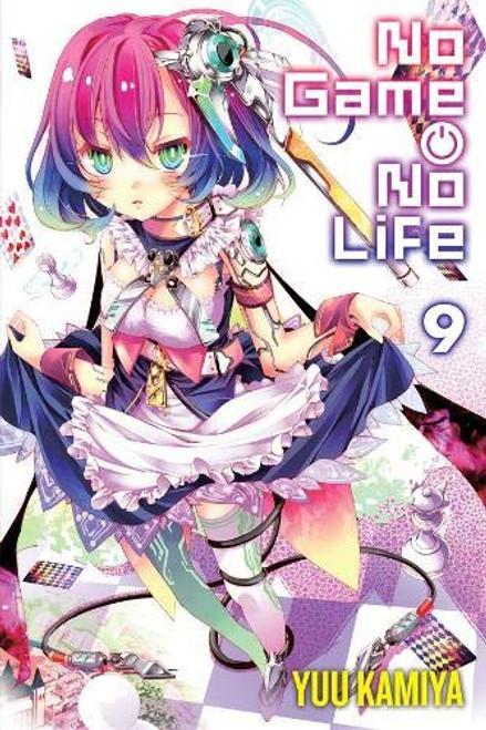 No Game No Life Novel 09
