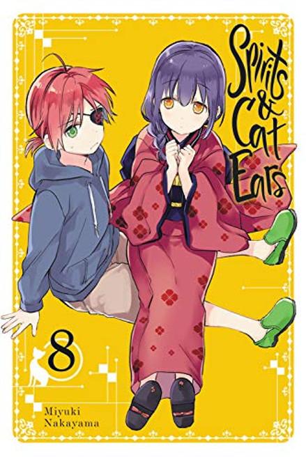Spirits & Cat Ears Graphic Novel 08