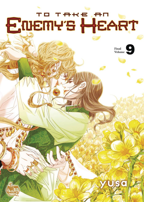 To Take An Enemy's Heart Graphic Novel Vol. 9