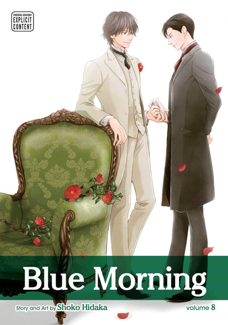 Blue Morning Graphic Novel Vol. 8