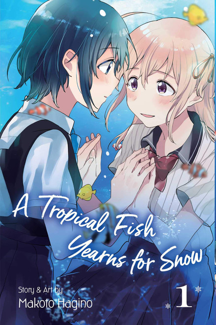 A Tropical Fish Yearns for Snow Graphic Novel Vol. 01