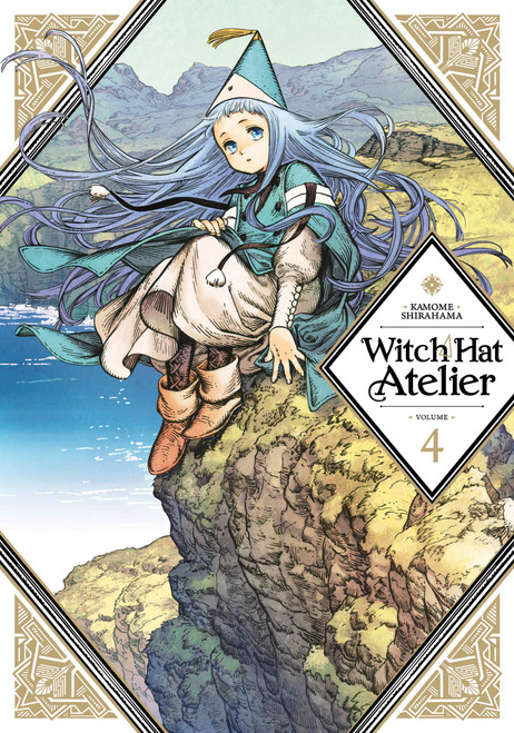 Witch Hat Atelier Graphic Novel Vol. 04
