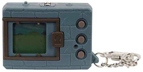 Digimon 20th Anniversary Digivice Virtual Pet Monster Gray