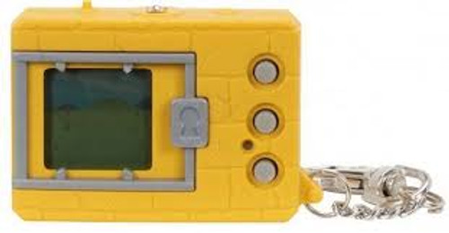 Digimon 20th Anniversary Digivice Virtual Pet Monster Yellow