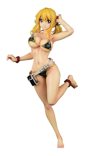Fairy Tail 1/6 Figure - Lucy Heartfilia Swimsuit Gravure Sty